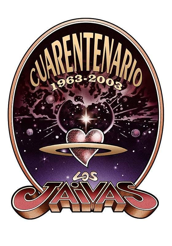 Logo Cuarentenario - René Olivares