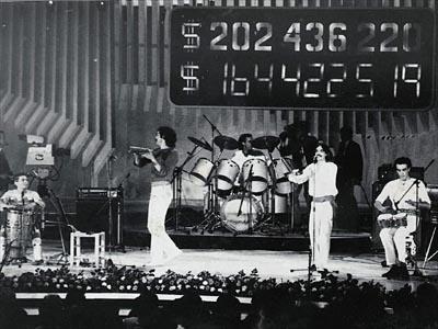 Los Jaivas - Teletón '82