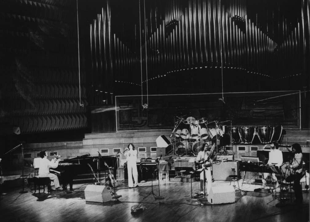 LOS JAIVAS EN RADIO FRANCE - 1980